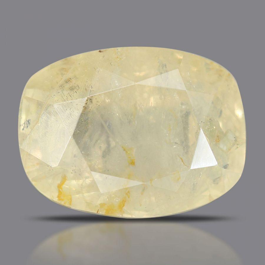 Natural Yellow Sapphire( Pukhraj) Srilanka Cts 5.5 Ratti 6.05