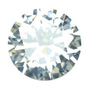 White American Cubic Zirconia A.D.Cts 4.75 Ratti 5.23
