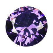 Purple American Cubic Zirconia A.D.Cts 10.46 Ratti 11.51
