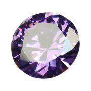 Purple American Cubic Zirconia A.D.Cts 7.65 Ratti 8.42