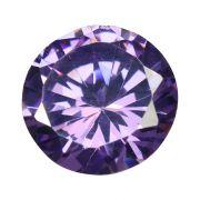 Purple American Cubic Zirconia A.D.Cts 9.83 Ratti 10.81