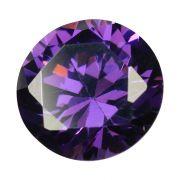 Purple American Cubic Zirconia A.D.Cts 11.97 Ratti 13.17
