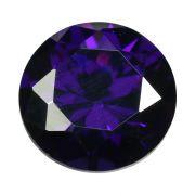 Purple American Cubic Zirconia A.D.Cts 11.37 Ratti 12.51