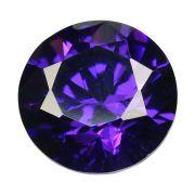 Purple American Cubic Zirconia A.D.Cts 11.64 Ratti 12.8