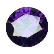 Purple American Cubic Zirconia A.D.Cts 10.58 Ratti 11.64
