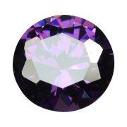 Purple American Cubic Zirconia A.D.Cts 11.44 Ratti 12.58