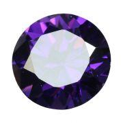 Purple American Cubic Zirconia A.D.Cts 10.89 Ratti 11.98