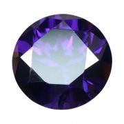 Purple American Cubic Zirconia A.D.Cts 12.12 Ratti 13.33