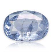 Natural Blue Sapphire (Neelam) Srilanka  Cts 4.45 Ratti 4.9