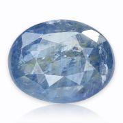 Natural Blue Sapphire (Neelam) Srilanka  Cts 3.87 Ratti 4.26