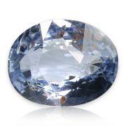 Natural Blue Sapphire (Neelam) Srilanka  Cts 3.92 Ratti 4.31