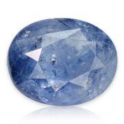 Natural Blue Sapphire (Neelam) Srilanka  Cts 5.07 Ratti 5.58