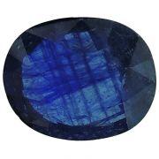Blue Sapphire (Neelam) Thailand Gemstones Cts. 4.17 Ratti 4.58