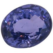 Blue Sapphire Rakthmukhi (Neelam) Srilanka  Cts. 3.44 Ratti 3.78