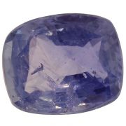 Blue Sapphire Rakthmukhi (Neelam) Srilanka  Cts. 5.94 Ratti 6.53
