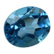 Natural Swiss Blue Topaz Cts. 6.78 Ratti 7.46
