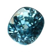 Natural Blue Zircon Cts 5.94 Ratti 6.53