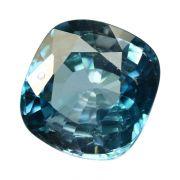 Natural Blue Zircon Cts 8.02 Ratti 8.82