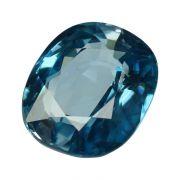 Natural Blue Zircon Cts 7.2 Ratti 7.92
