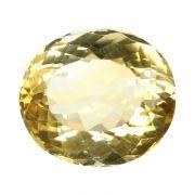 Natural Citrin (Sunhela) Gemstone Cts 6.38 Ratti 7.02
