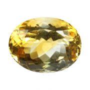Natural Citrin (Sunhela) Gemstone Cts 5.29 Ratti 5.82