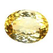 Natural Citrin (Sunhela) Gemstone Cts 5.53 Ratti 6.08