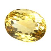 Natural Citrin (Sunhela) Gemstone Cts 7.15 Ratti 7.87