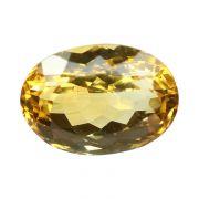 Natural Citrin (Sunhela) Gemstone Cts 5.06 Ratti 5.57
