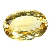 Natural Citrin (Sunhela) Gemstone Cts 7.65 Ratti 8.42