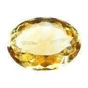 Natural Citrin (Sunhela) Gemstone Cts 4.82 Ratti 5.3