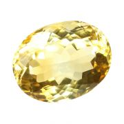 Natural Citrin (Sunhela) Gemstone Cts 4.7 Ratti 5.17