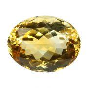 Natural Citrin (Sunhela) Gemstone Cts 7.01 Ratti 7.71