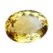 Natural Citrin (Sunhela) Gemstone Cts 6.56 Ratti 7.22