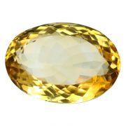 Natural Citrin (Sunhela) Gemstone Cts 7.58 Ratti 8.34