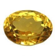Natural Citrin (Sunhela) Gemstone  Cts 6.27 Ratti 6.9