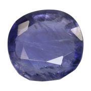 Natural Iolite (Kaka Neeli) Gemstone Cts. 9.62 Ratti 10.58
