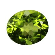 Natural Peridot Loose Gemstone ITLGJ Certified Cts 4.99 Ratti 5.49