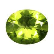 Natural Peridot Loose Gemstone ITLGJ Certified Cts 4.27 Ratti 4.7