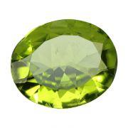 Natural Peridot Loose Gemstone ITLGJ Certified Cts 4.57 Ratti 5.03