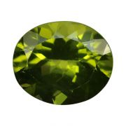 Natural Peridot Loose Gemstone ITLGJ Certified Cts 5.43 Ratti 5.97