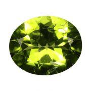 Natural Peridot Loose Gemstone ITLGJ Certified Cts 4.29 Ratti 4.72