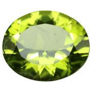 Natural Peridot Loose Gemstone ITLGJ Certified Cts 4.13 Ratti 4.54