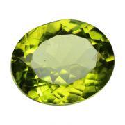 Natural Peridot Loose Gemstone ITLGJ Certified Cts 4.51 Ratti 4.96