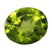 Natural Peridot Loose Gemstone ITLGJ Certified Cts 4.74 Ratti 5.21