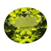 Natural Peridot Loose Gemstone ITLGJ Certified Cts 4.96 Ratti 5.46