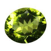 Natural Peridot Loose Gemstone ITLGJ Certified Cts 4.34 Ratti 4.77