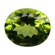 Natural Peridot Loose Gemstone ITLGJ Certified Cts 5.08 Ratti 5.59