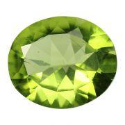 Natural Peridot Loose Gemstone ITLGJ Certified Cts 4.8 Ratti 5.28
