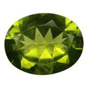 Natural Peridot Loose Gemstone ITLGJ Certified Cts 5.72 Ratti 6.29