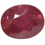 Ruby (Manik) Gemstones Cts. 3.41 Ratti 3.75